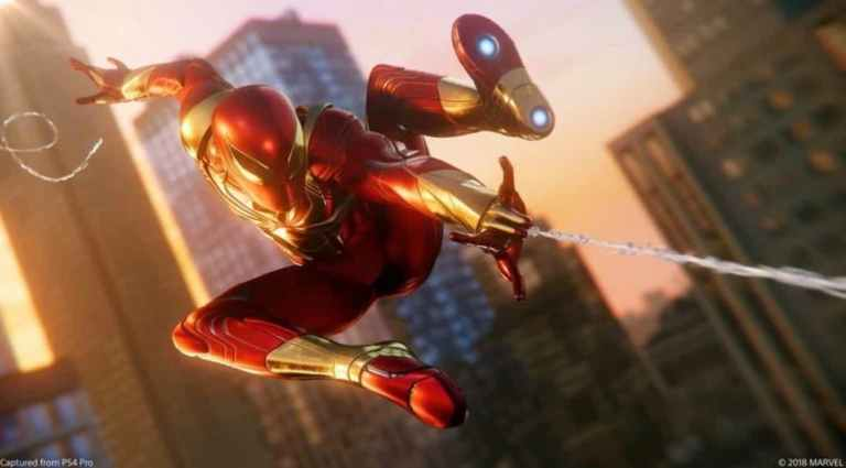 Marvel Spiderman 2 to launch on ps5 and 4