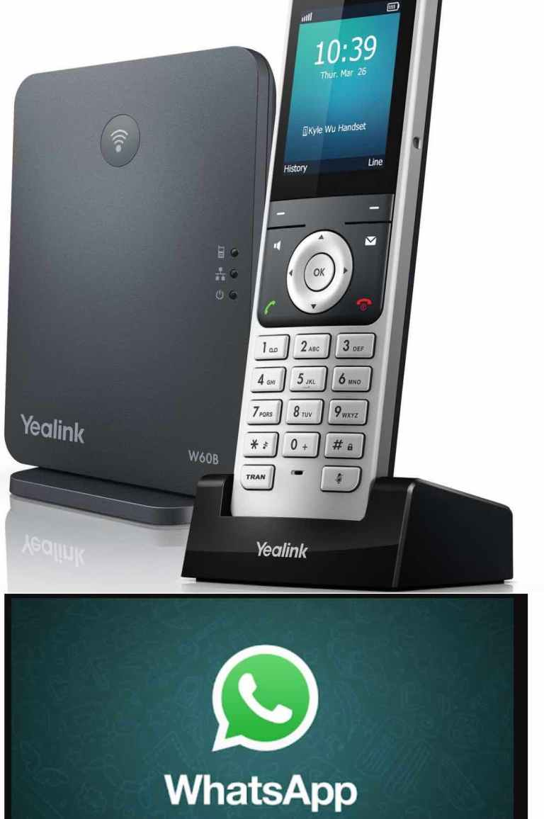 importance of using whatsapp with a voIP number