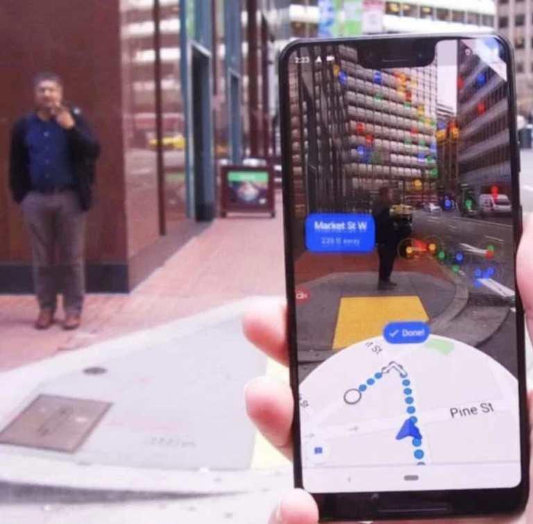 tendências esperadas de IA e AR móvel em 2020