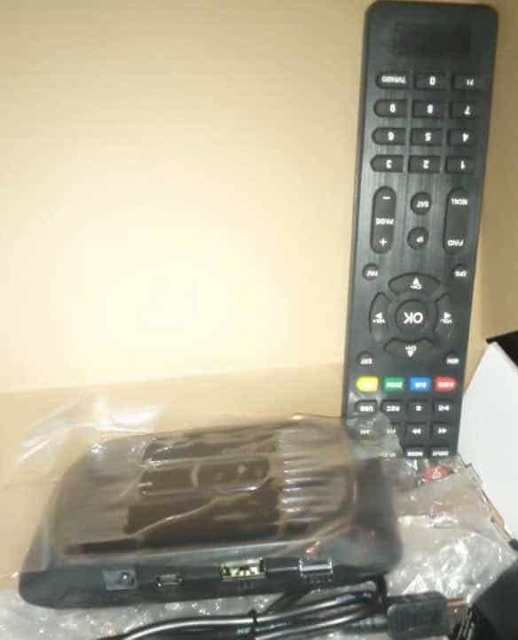 Yayi TV decoder