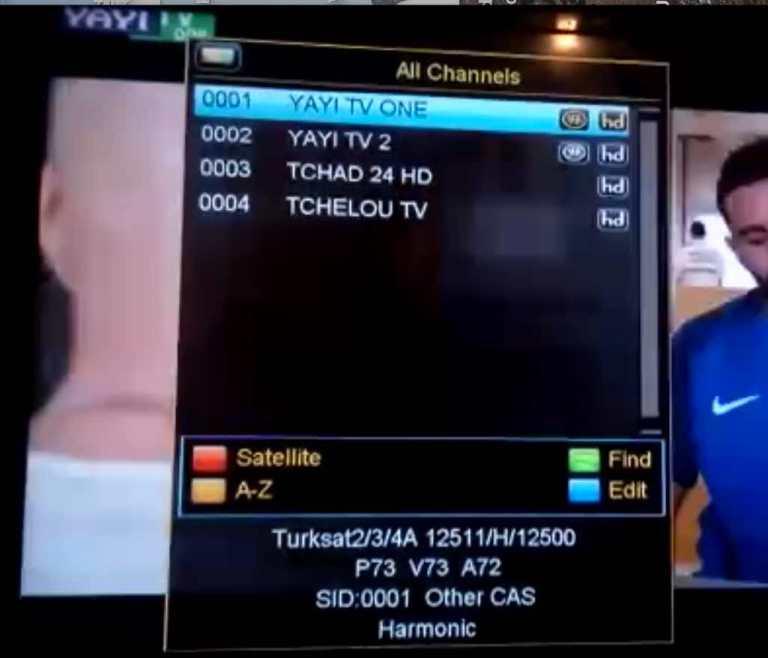 yayi tv one