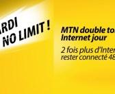 [Bon Plan] Mardi Génial: MTN Cameroon double les volumes de ses forfaits Jour les mardis