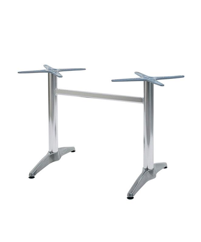 m0089 pied de table double