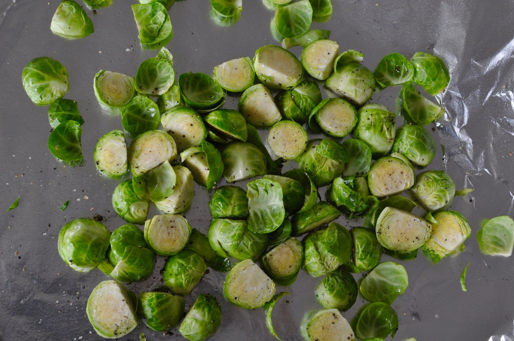 Brussel Sprouts Pre-Roasted