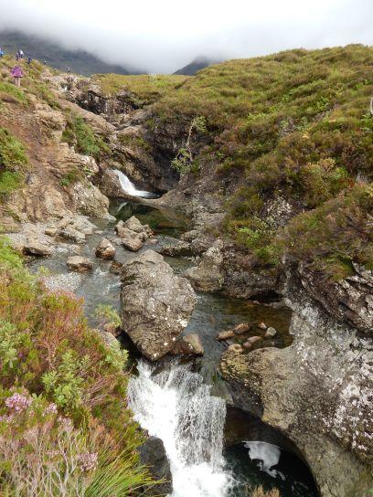 fairy pools 4 days scotland road trip