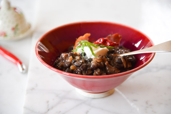 Ham & Black Bean Soup