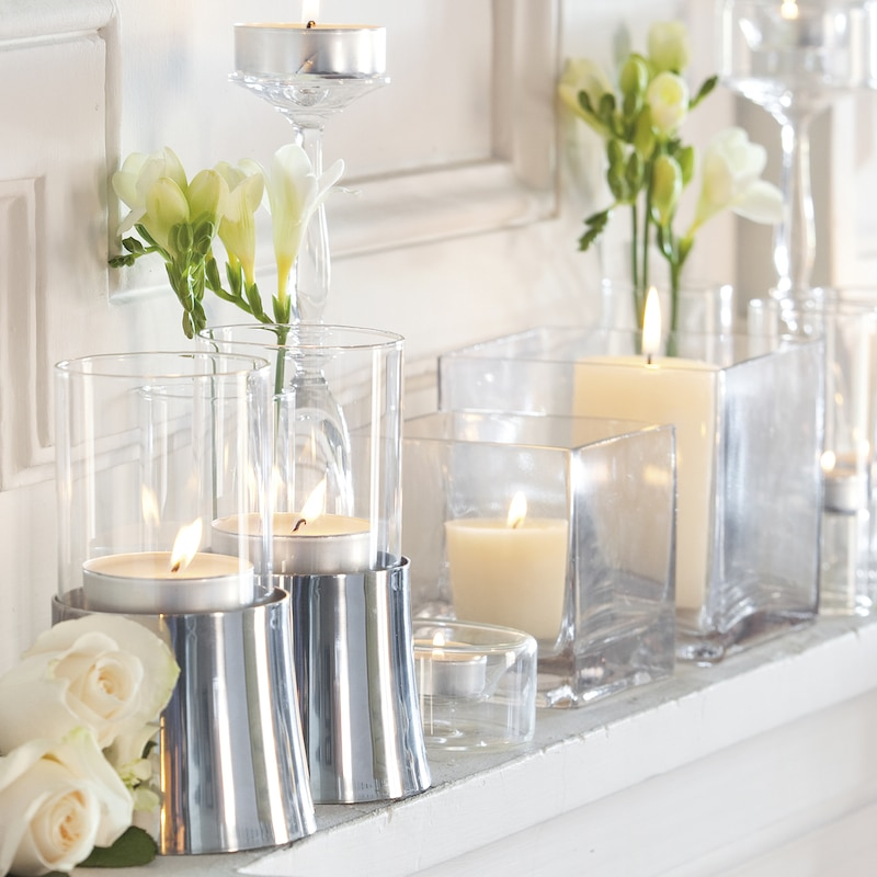 Ideas para decorar con velas  LEMONBE