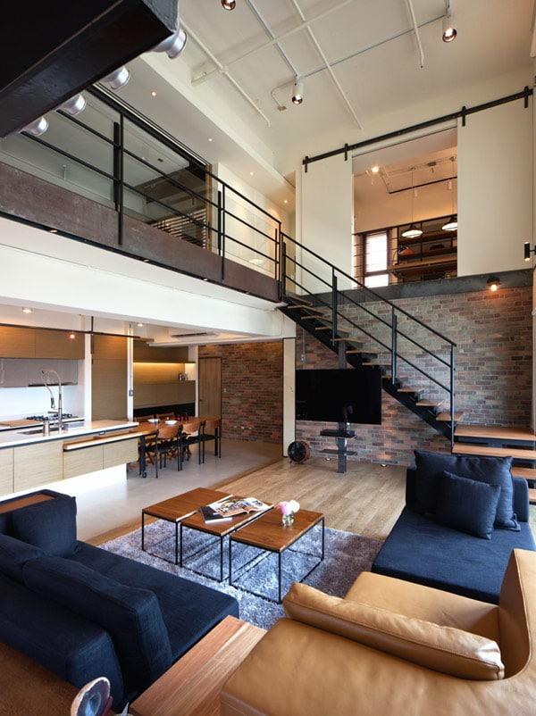 LEMONBE  El penthouse ideal para el hombre moderno
