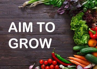 Aim to Grow