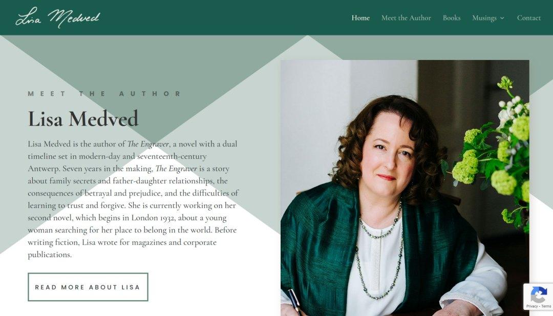 Lisa-Medved-website