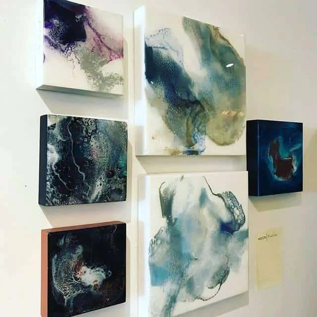 Modern Emulsions by Magda Assaf
