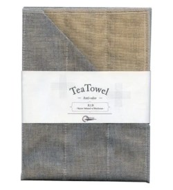 Nawrap Tea Towel Peach w/ Binchotan Charcoal