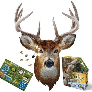 550 Piece Madd Capp Buck Puzzle