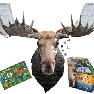 700 Piece Madd Capp Moose Puzzle