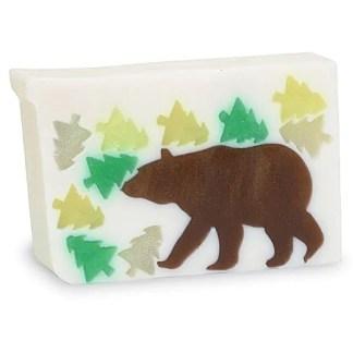 Primal Elements Ginger Bear Bar Soap