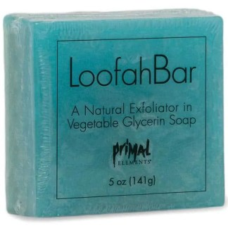 Primal Elements Loofah Soap - Mermaid