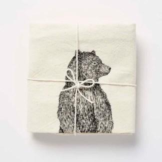 SKT Bear Kitchen Towel