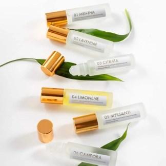 Yuzu Aromatherapy Roll-ons