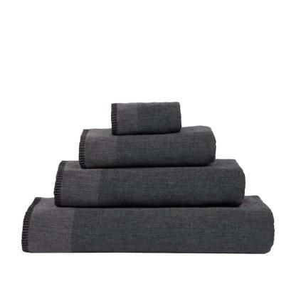 Uchino Zen Charcoal Towels