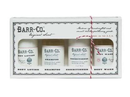 Barr-Co. Original Scent Bath & Body Gift Set