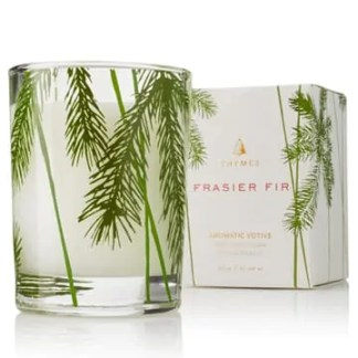Fraiser Fir Votive Candle Pine Needle