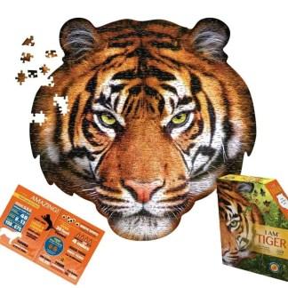 I Am Tiger Puzzle