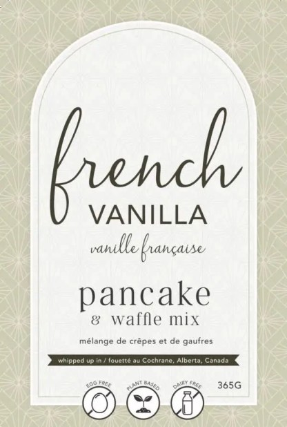 Lannie Rae French Vanilla Pancake Mix