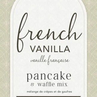 Lannie Rae French Vanilla Pancake Mix