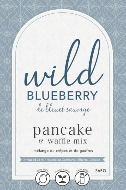 Lannie Rae Wild Blueberry Pancake Mix