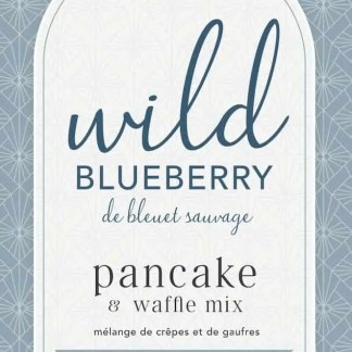 Lannie Rae Wild Blueberry Pancake Mix