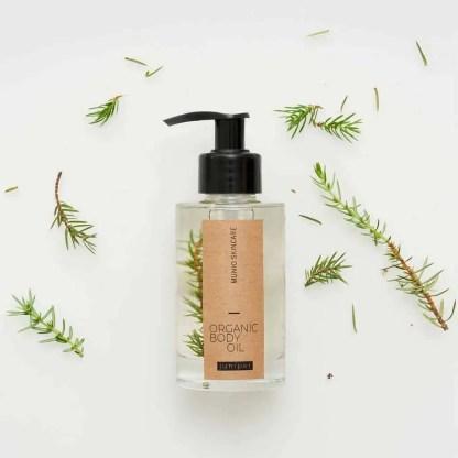 Munio Juniper Organic Body Oil