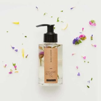 Munio Wildflowers Organic Body Oil
