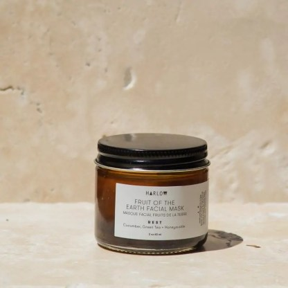 Harlow Rest Fruit of the Earth Facial Mask
