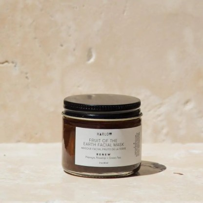 Harlow Renew Fruit of the Earth Facial Mask