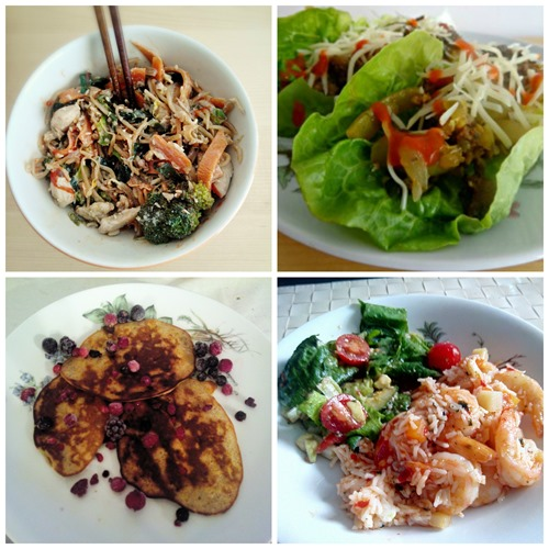 collage healthy eats