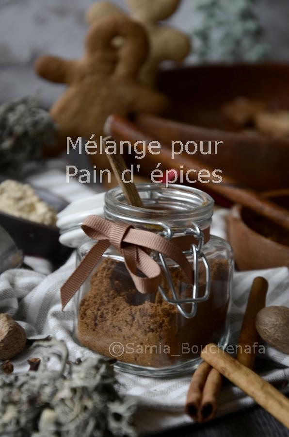 melange d epices pour pain d epices
