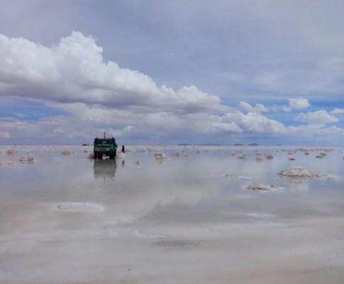 UYUNI: Road Trip au milieu du désert de sel