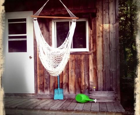 Mon premier coup de coeur : Une cabane au Canada