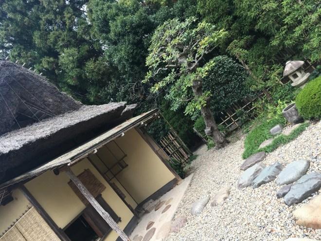 Pavillon du thé matsue