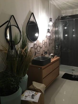 Salle de bains chez moY ©Charline Bakowski