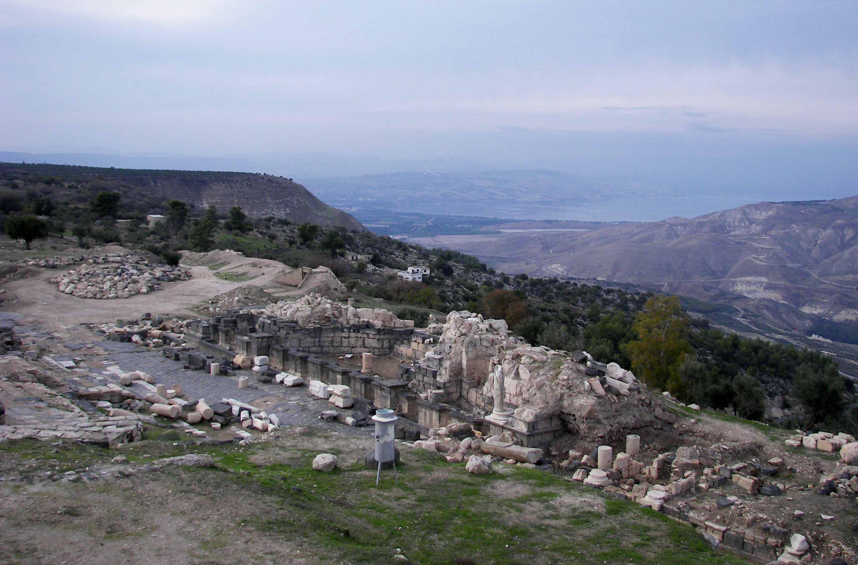 Le plateau du Golan, enjeu géostratégique pour Syriens et Israéliens