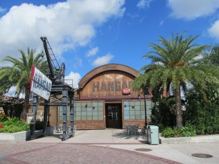 Hangar Bar à Disney Springs