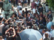 Le Président, Juan Carlos Varela