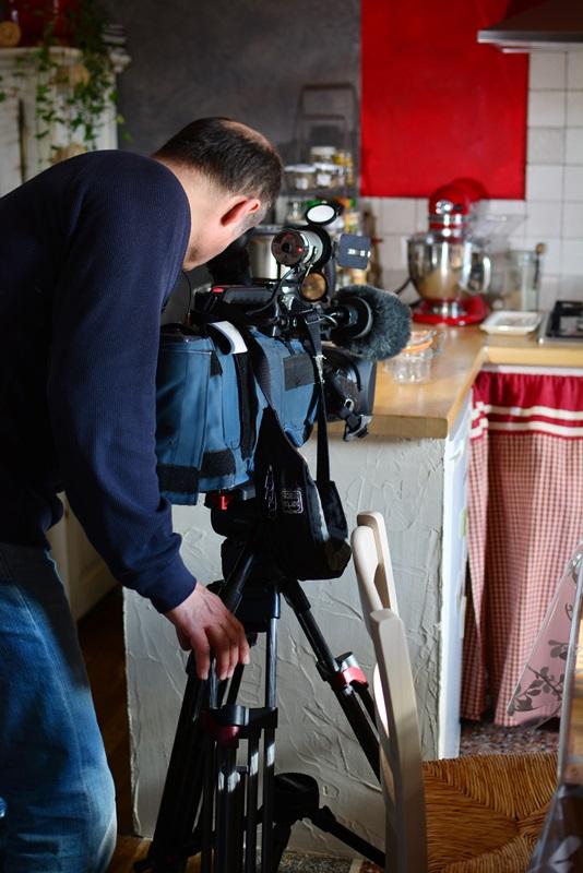 caméra TF1