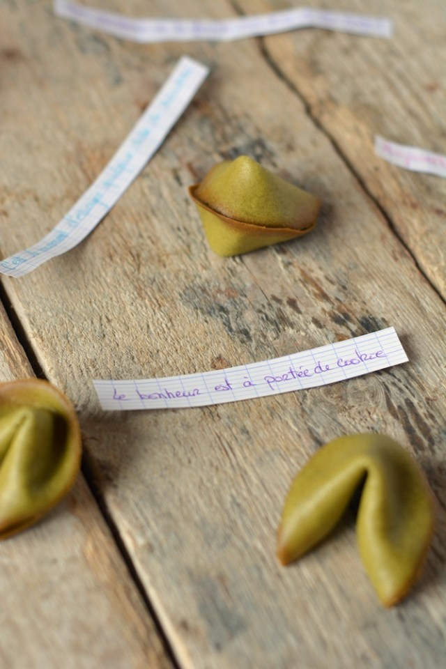 bonheur fortune cookie