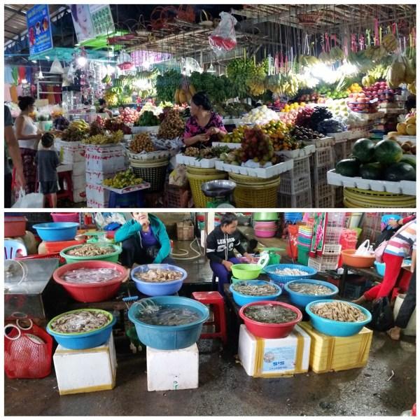 marché cambodge