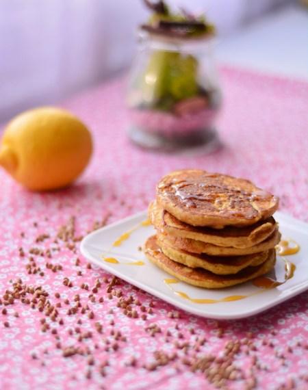 pancakes kasha
