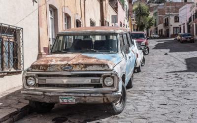 MEXIQUE – DURANGO et ZACATECAS : Tikal entre dans les terres mexicaines