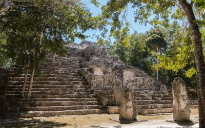 MEXICO – STATE OF CAMPECHE – Into the wild in Calakmul