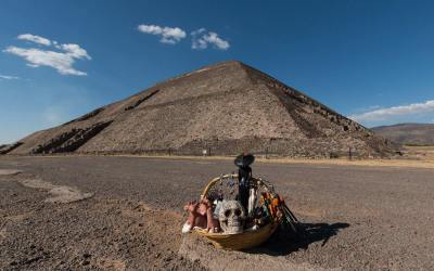 MEXICO – From Mexico Ciudad to Teotihuacán, a journey through time